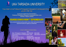 UTU Of Photography & Videography Cource