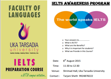 UTU IELTS Awareness program